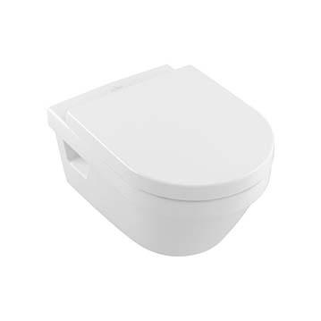 poza Set vas wc Arhitectura suspendat rotunjit direct flush