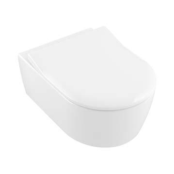 poza Set vas wc Subway suspendat direct flush